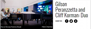 Gilson-Cliff Duo Savassi